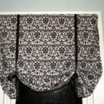 Craft Couture Tutorial Tie Curtain