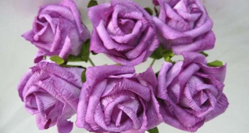 Craft Gifts Make Easy Paper Rose Flower