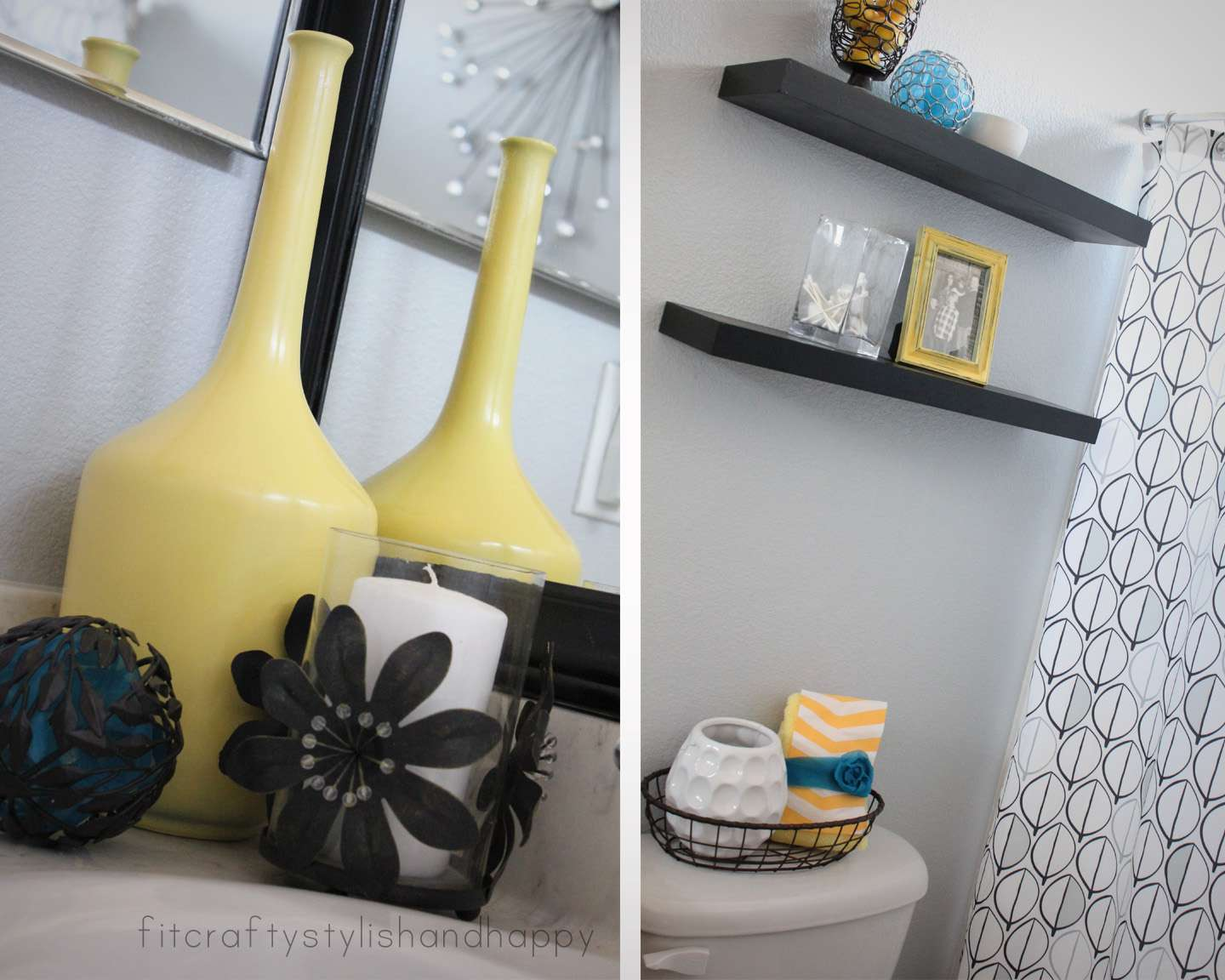 Craft Ideas Black Home Decoration