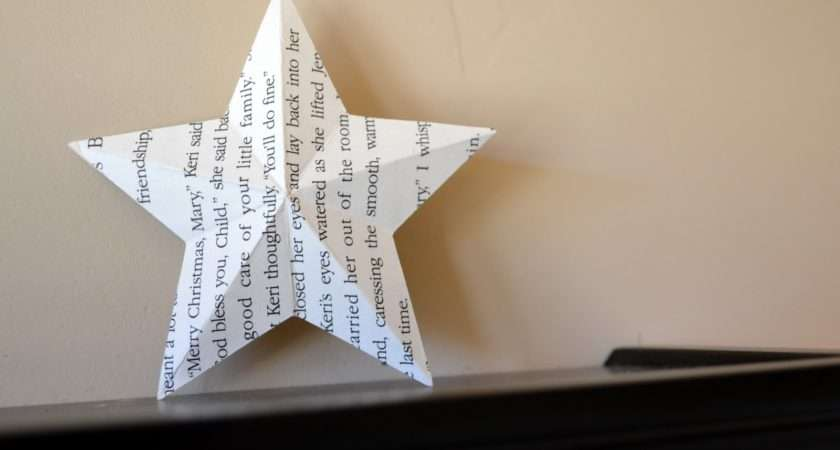Craftaphile Make Paper Star