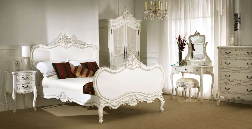 Crafting Combination French Bedroom Furniture Homedee