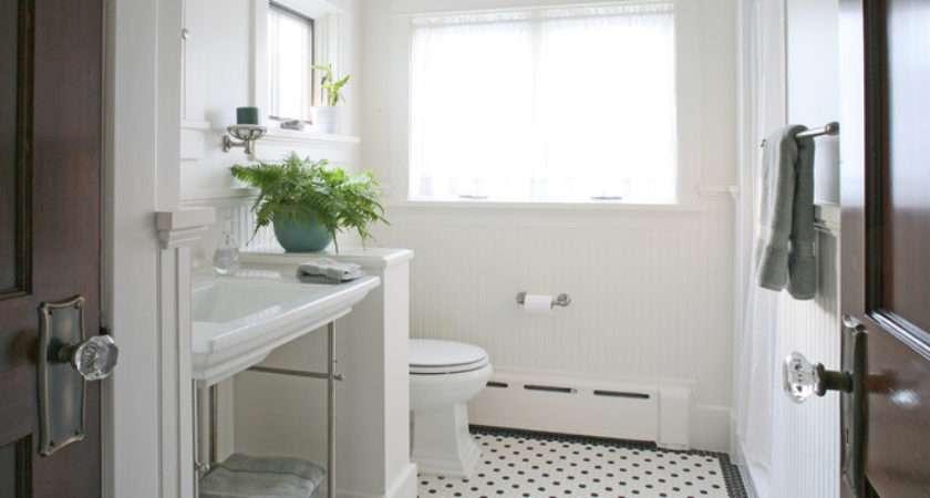 Craftsman Bathroom Brennan Company Architects