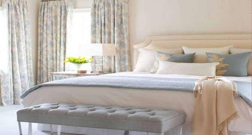 Cream Bedrooms Ideas Blue Bedroom Decorating