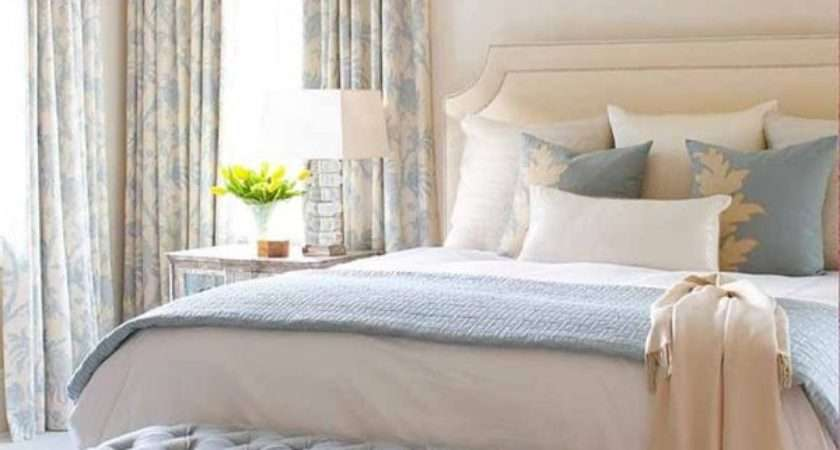Cream Blue Hued Rooms Ideas Inspiration