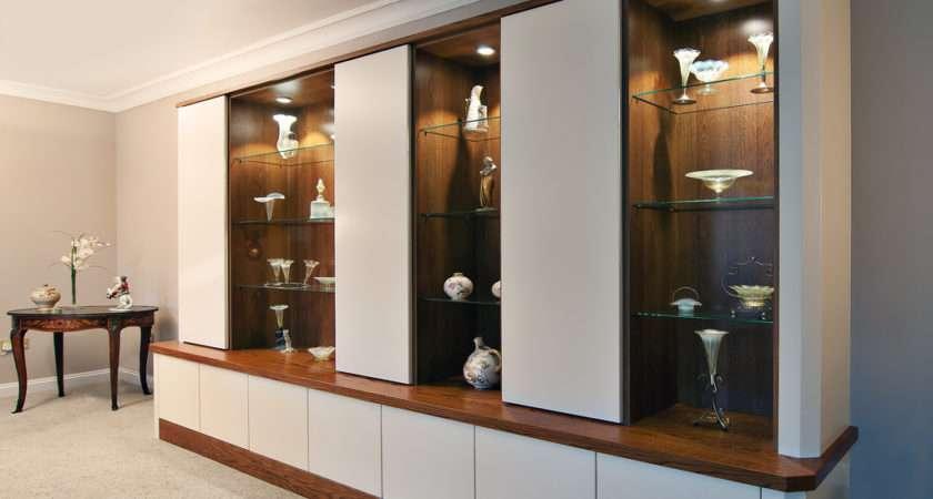 Cream Oak Fitted Lounge Fine Bespoke