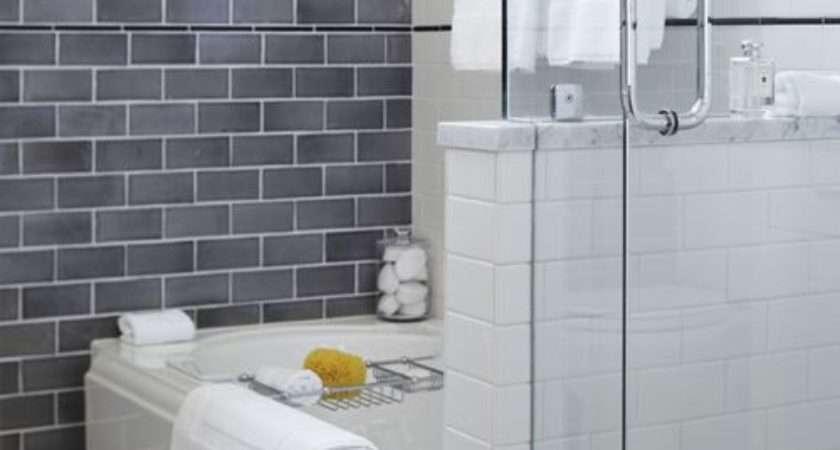 Cream Tile Grey Grout Home Design Ideas Renovations Photos