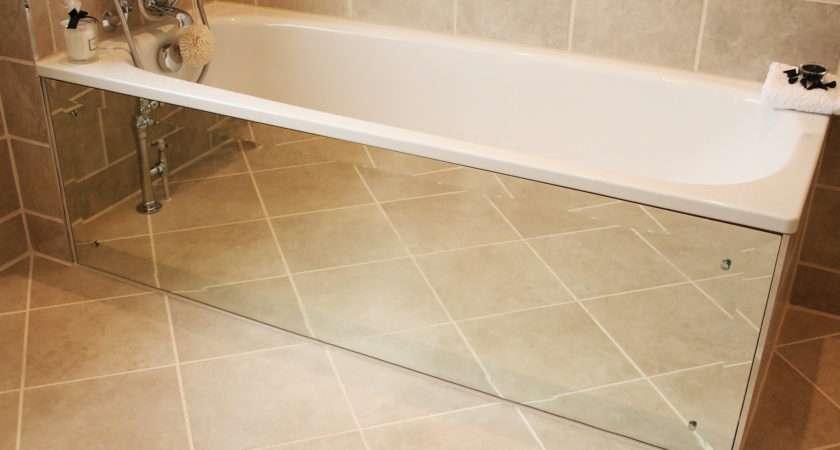 Create Mirrored Bath Panel Moregeous More Than Gorgeous