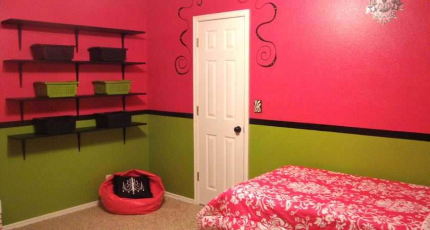 Create Paint Decorate Girly Girl Rooms