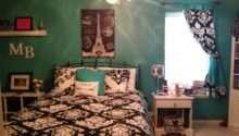 Create Romantic Atmosphere Paris Bedroom Decor