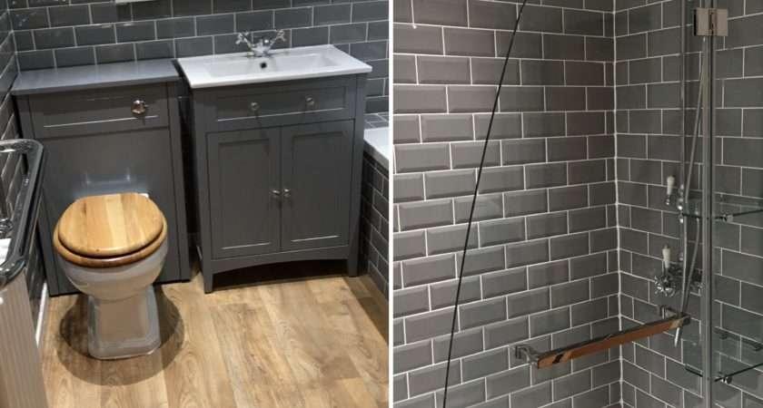 Create Sage Coloured Vintage Bathroom Victoriaplum