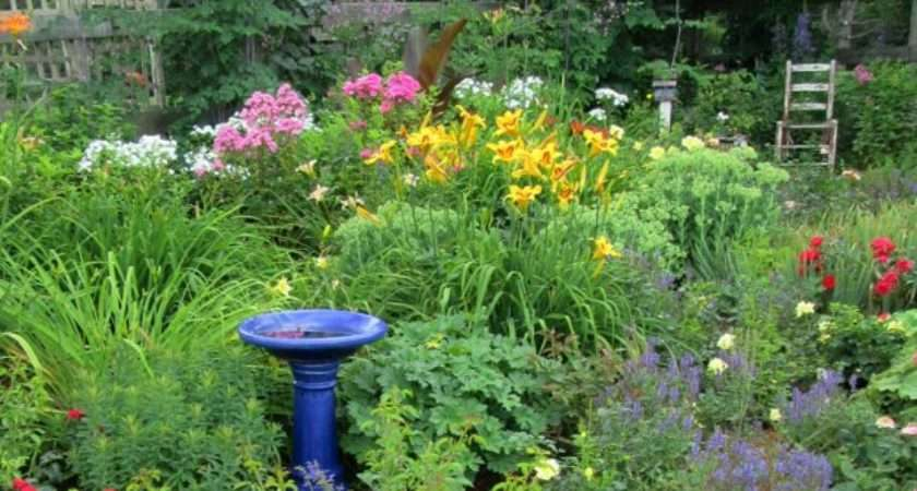 Creating Easy Care Cottage Garden Your