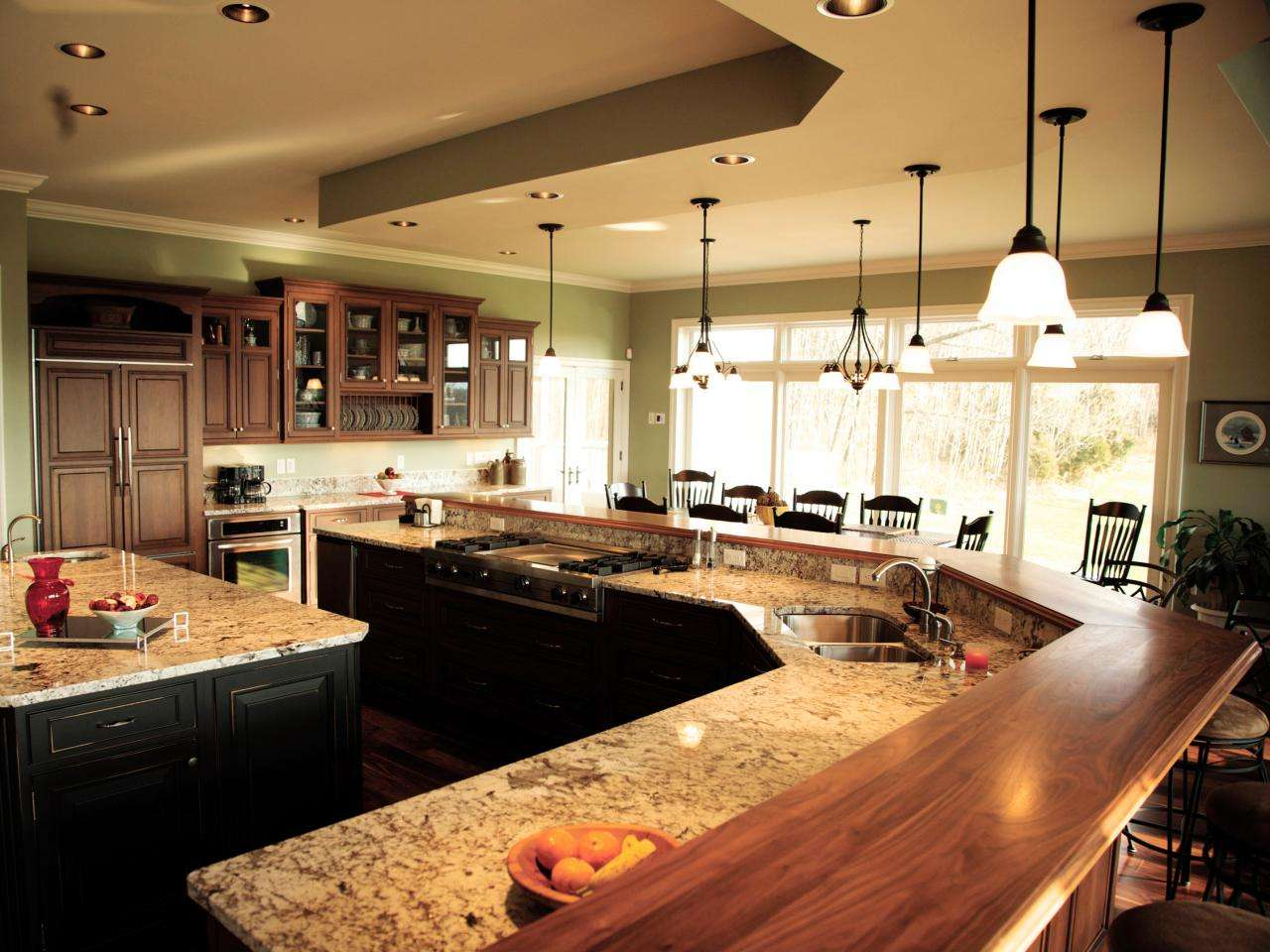 Creating Friendly Kitchen Designs Choose