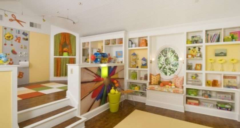 Creating Friendly Playroom