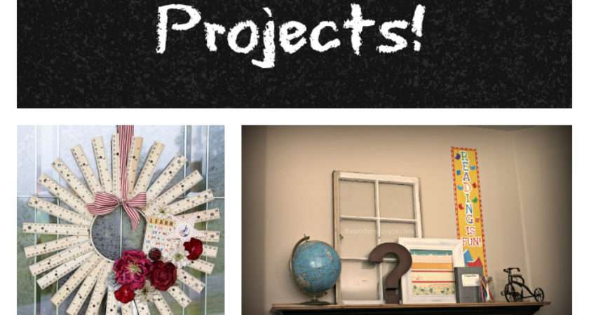Creative Back School Projects