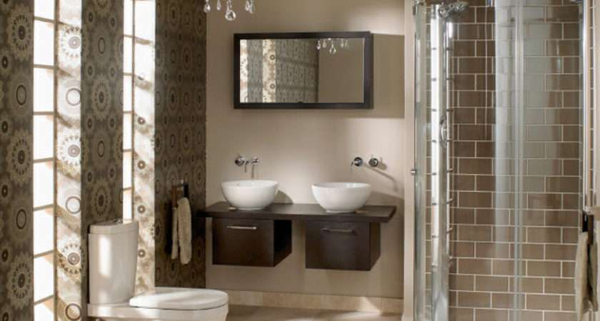 Creative Bathroom Designs Small Spaces