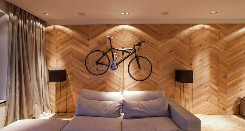 Creative Bike Storage Display Ideas Small Spaces