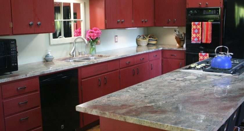 Creative Chalk Paint Kitchen Cabinets
