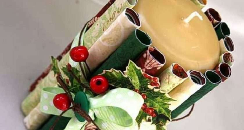 Creative Christmas Craft Ideas