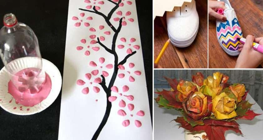 Creative Ideas Crafts Craftshady