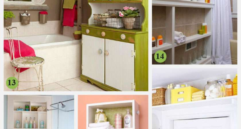 Creative Small Space Storage Solutions Amazing Best