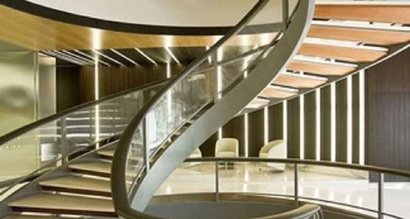 Creative Staircase Designs Violet Fashion Art