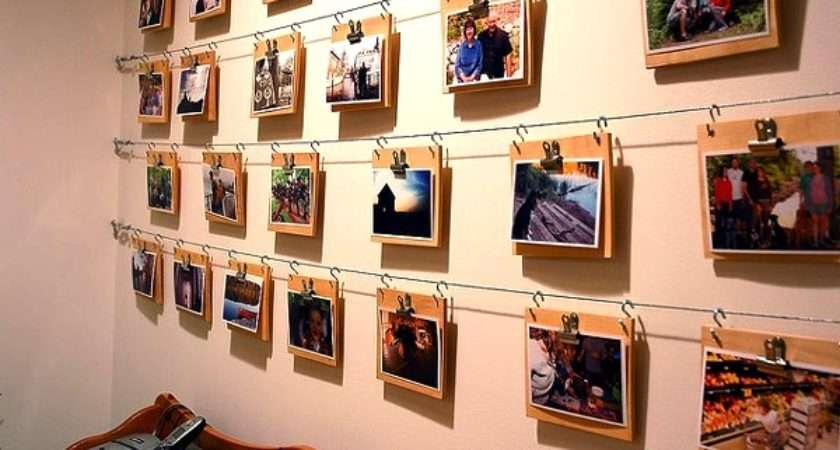 Creative Vacation Displays Photos
