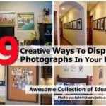Creative Ways Display Photographs Your Home