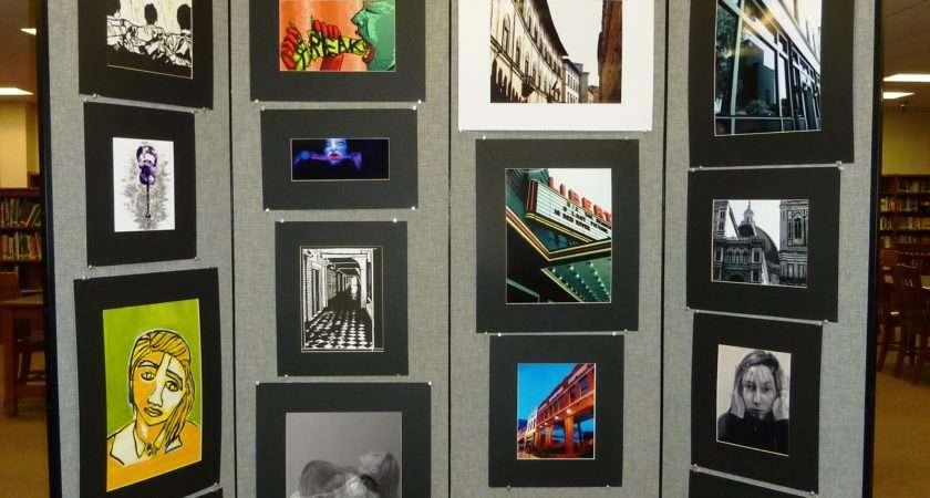 Creative Ways Display Student Artwork Screenflex