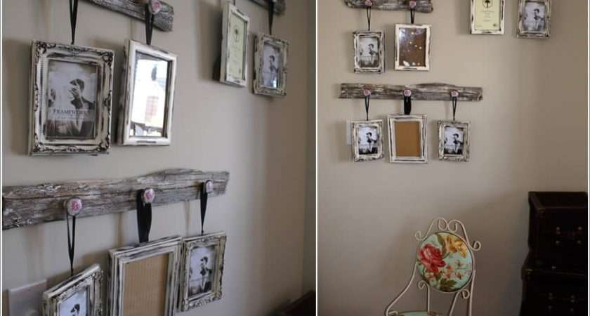 Creative Ways Display Your Frames
