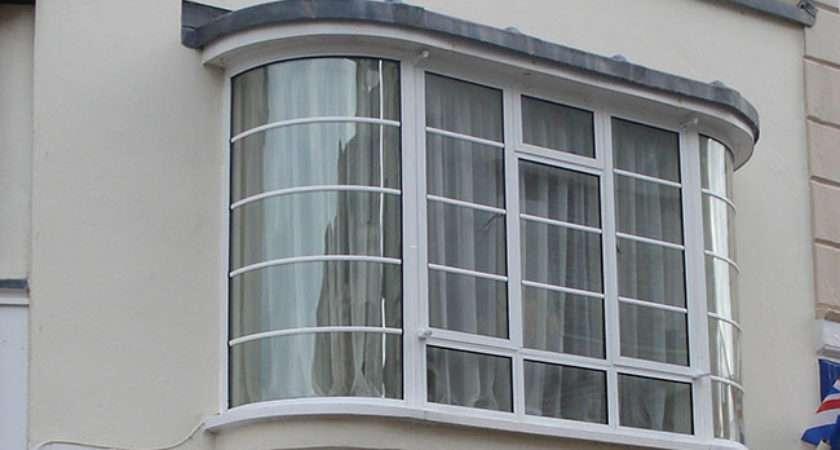 Crittall Steel Bay Windows