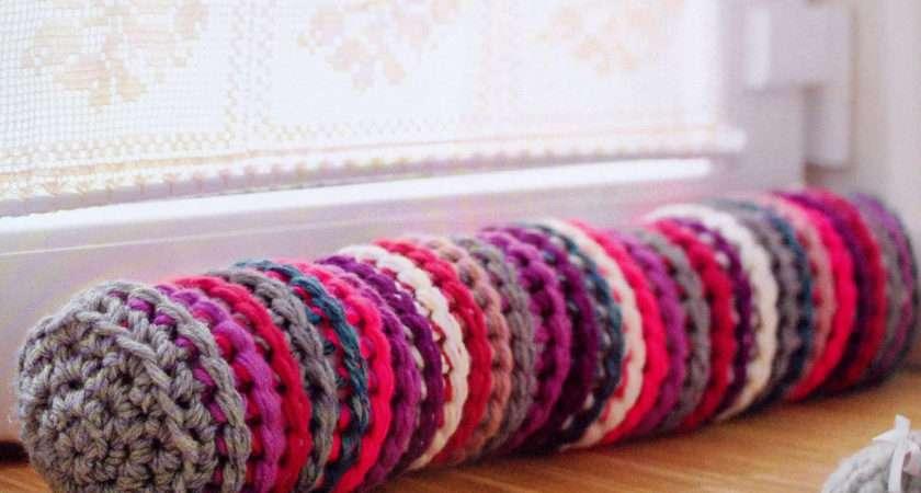 Crochet Draft Excluders Craftbnb
