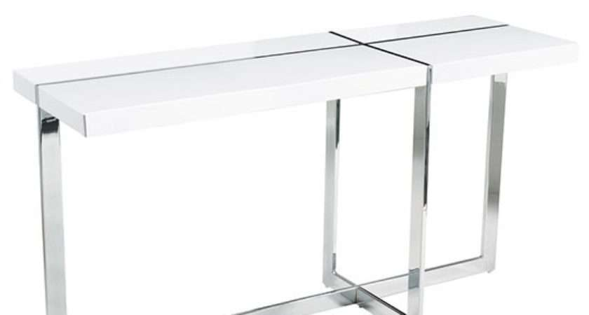 Cross Console Table Dwell Tables
