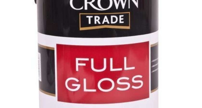 Crown Gloss Paint Ebay