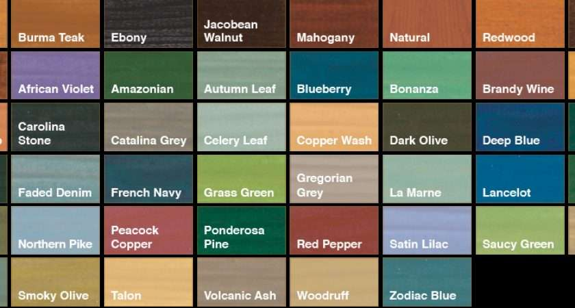 Crown Paints Colour Chart Success