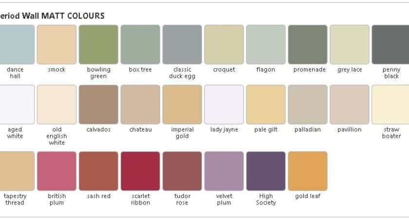 Crown Period Colours Colour Chart Swatch Zpseno Kgen