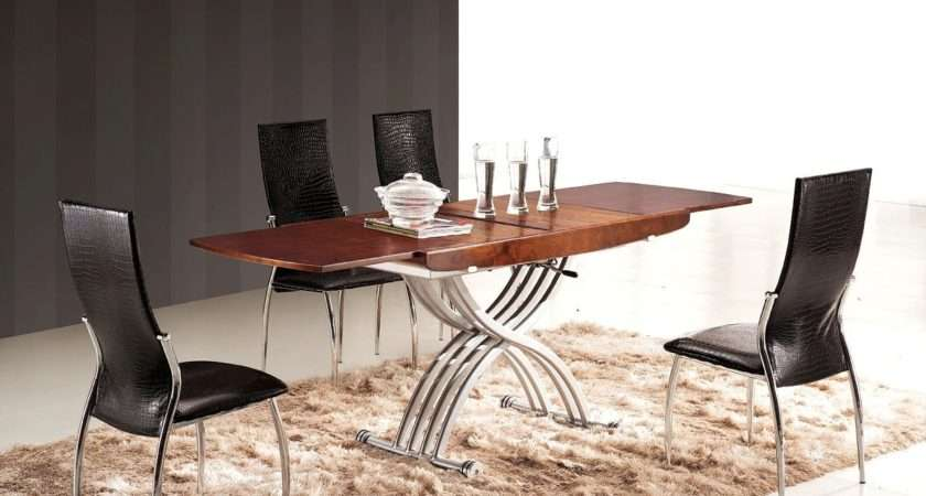 Current Unique Decoration Room Furniture Modern Table Chairs Design