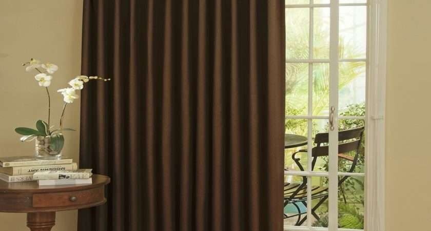 Curtain Ideas Sliding Glass Door Decorative