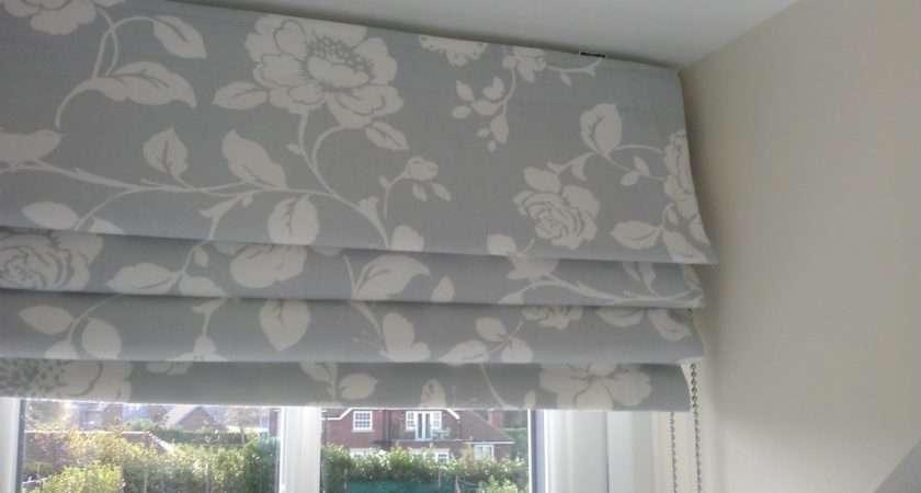 Curtain Matching Curtains Roman Blinds Photos