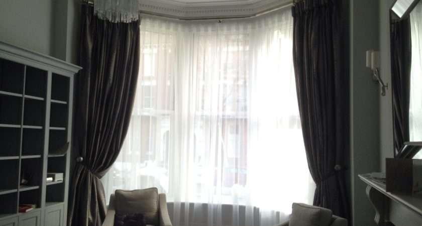 Curtain Poles Bay Windows Byron