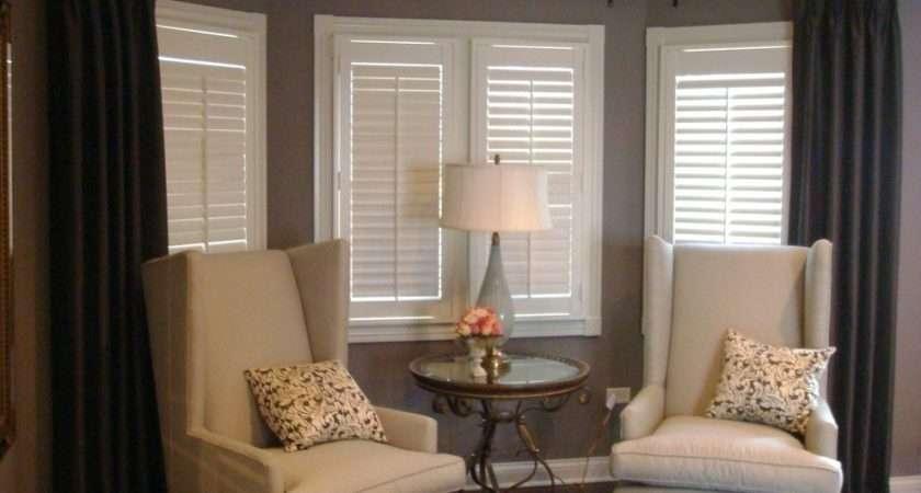 Curtain Rods Bay Windows Bedroom Modern