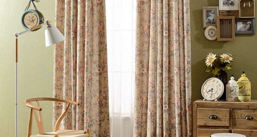 Curtains Blinds Bay Windows Kinds Vintage Window