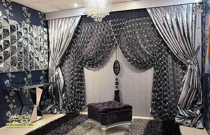 Curtains Living Room Design Ideas