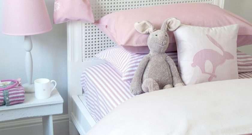 Cushion Children Dusty Pink Girls Room Harriet Hare