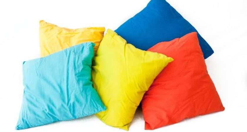 Cushions Multi Coloured Diy Events