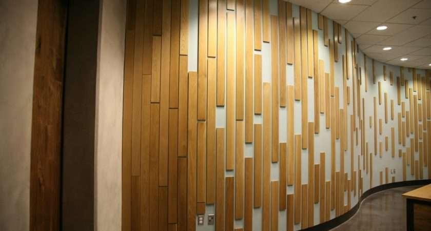 Custom Design Installation Feature Wall