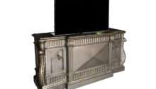 Custom Designed Flat Screen Lift Furniture