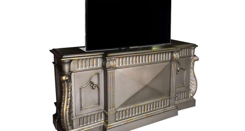 Custom Designed Flat Screen Lift Furniture