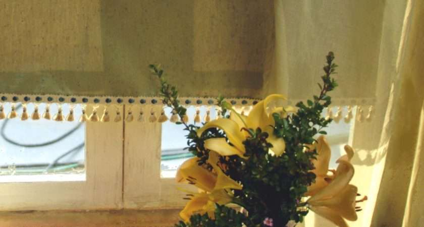 Custom Fabric Roller Shade Diy Home Decor Decorating Ideas