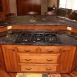 Custom Kitchen Cabinets Island