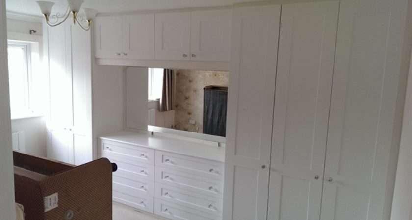 Custom Made Built Bedroom Furniture Tadley